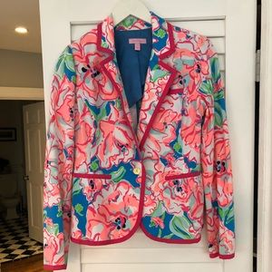 Lilly Pulitzer Women's Medium Blazer